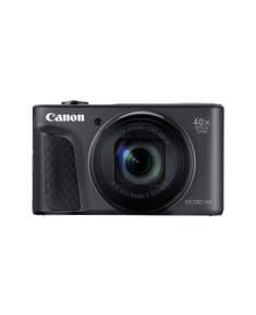 "Canon Powershot SX730 HS Compact camera, 20.3 MP, Optical zoom 40 x, Digital zoom 4.0 x, ISO 3200, Display diagonal 3.0 "", Wi-Fi, Focus TTL, Video recording, Lithium-Ion (Li-Ion), Black"