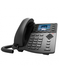 D-Link DPH-150SE/F5 IP Phone, 4 SIP accounts