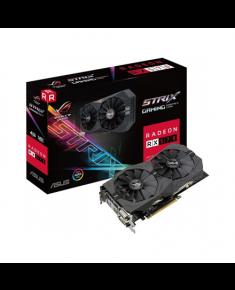 Asus AMD, 4 GB, Radeon RX 570, GDDR5, PCI Express 3.0, Processor frequency 1254 MHz, DVI-D ports quantity 1, HDMI ports quantity 1, Memory clock speed 7000 MHz