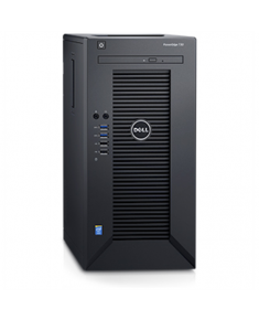 """Dell PowerEdge T30 Tower, Intel Xeon, E3-1225 v5, 3.3 GHz, 6 MB, 4T, 4C, 8 GB, UDIMM DDR4, 2133 MHz, 1000 GB, 7200 RPM, SATA, 6 Gbit/s, Up to 4 x 3.5"""", Power supply 290 W, No OS, Warranty Basic Onsite 36 month(s)"""