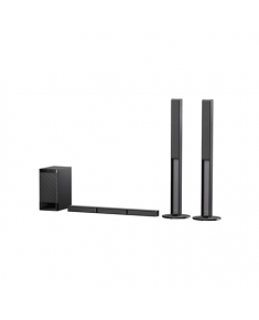 Sony 5.1ch Home Cinema Soundbar System HT-RT4 USB connectivity, 600 W, Bluetooth, 1, Speakers