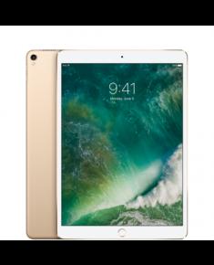 """Apple IPad Pro 10.5 """", Gold, Retina display, 2224 x 1668 pixels, Triple core, 4 GB, 256 GB, Wi-Fi, 4G, 12 MP, Rear camera, Bluetooth, 4.2, iOS, 10"""