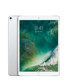 "Apple IPad Pro 10.5 "", Silver, Retina display, 2224 x 1668 pixels, Triple core, 4 GB, 512 GB, Wi-Fi, Rear camera, 12 MP, Bluetooth, 4.2, iOS, 10"