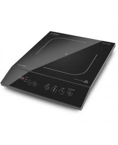 Caso Free standing table hob 02230 Number of burners/cooking zones 1, Black, Induction, Timer, Display