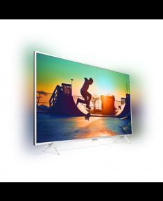 """Philips 32PFS6402/12 32"""" (81 cm), Smart TV, Full HD Ultra Slim LED, 1920 x 1080 pixels, Wi-Fi, DVB T/C/T2/T2-HD/S/S2, Silver"""