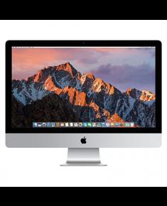 "Apple iMac AIO, AIO, 27 "", Intel Core i5, Internal memory 8 GB, DDR4, 1000 GB, Radeon Pro 575, Keyboard language English, Russian, macOS Sierra,"