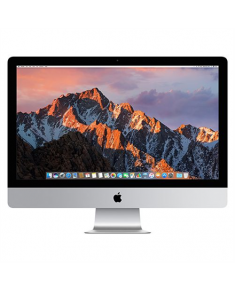 "Apple iMac AIO, AIO, 27 "", Intel Core i5, Internal memory 8 GB, DDR4, 2000 GB, Radeon Pro 580, Keyboard language English, Russian, macOS Sierra,"