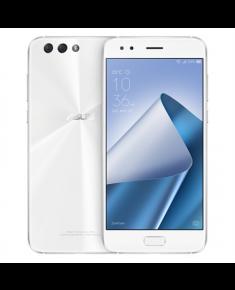 "Asus ZenFone 4 ZE554KL Moonlight White, 5.5 "", IPS+, 1080 x 1920 pixels, Qualcomm Snapdragon 630, SDM630, Internal RAM 4 GB, 64 GB, Dual SIM, Nano-SIM, 3G, 4G, Main camera 12 MP, Secondary camera 8 MP, Android, 7.0, 3300 mAh"