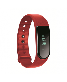 Acme Activity tracker HR ACT202R OLED, Red, Touchscreen, Bluetooth, Built-in pedometer, Heart rate monitor,