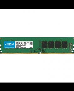 Crucial 16 GB, DDR4, 2666 MHz, PC/server, Registered No, ECC No