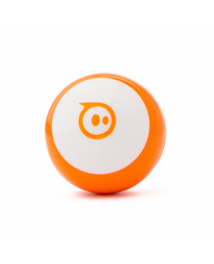 Sphero Mini App-enabled Robotic Ball - Robot  Orange/ white, Plastic, No