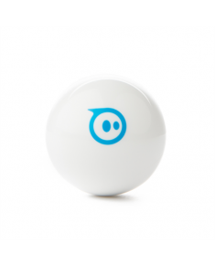 Sphero Mini App-enabled Robotic Ball - Robot  White, Plastic, No