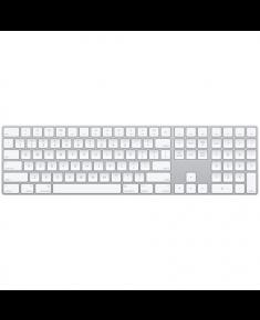 Apple Magic Keyboard with Numeric Keypad Wireless, Keyboard layout English