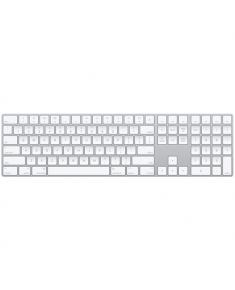 Apple Magic Keyboard with Numeric Keypad Wireless, Keyboard layout English