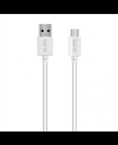 Acme CB1042W cable USB, Type-C, 2 m, White