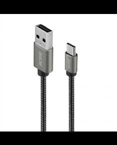 Acme CB2041G cable USB, Type-C, 1 m, Grey