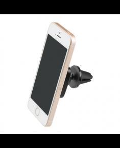 Acme PM1101 Black, Adjustable, 360 °, Magnetic air vent smartphone car mount