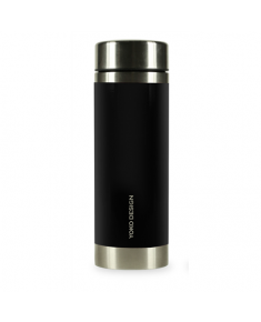 Yoko Design Isotherm tea pot, Black, Capacity 0.35 L,