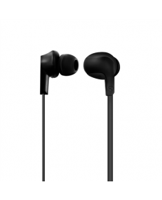 Acme BH105 Bluetooth, Black, Built-in microphone