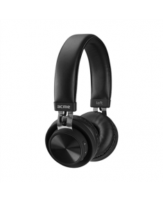 Acme BH203 3.5 mm/Bluetooth, Black, Built-in microphone