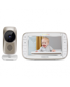 Motorola Video Baby Monitor with Wi-Fi MBP845 Baby