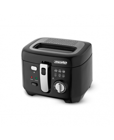 Mesko Deep fryer MS 4908 Black, 1800 W, 2.5 L