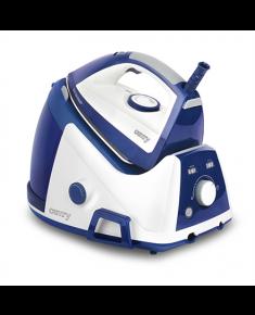 Camry Steam generator  CR 5027 White/ dark blue, 2600 W, 1.6 L, 4 bar, Calc-clean function