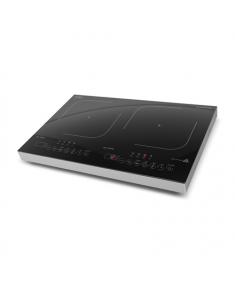 Caso Hob ProGourmet 3500 Number of burners/cooking zones 2, Black, Timer, Induction