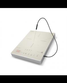 Caso Table hob Thermo Control TC 2100  Mobile single induction hob - with Thermo Control thermometer, Induction
