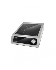 Caso Mobile hob Gastro 3500 Ecostyle Number of burners/cooking zones 1, Black/ stainless steel, Induction