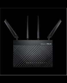 Asus LTE Router 4G-AC68U 10/100/1000 Mbit/s, Ethernet LAN (RJ-45) ports 4, 2.4GHz/5GHz, Wi-Fi standards 802.11ac, 600+1300 Mbit/s, Antenna type Internal/External, Antennas quantity 5, USB ports quantity 1