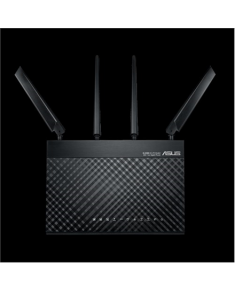 Asus LTE Modem Router 4G-AC68U 802.11ac, 600+1300 Mbit/s, 10/100/1000 Mbit/s, Ethernet LAN (RJ-45) ports 4, Mesh Support Yes, 4G, Antenna type 2xExternal/1xInternal 2dBi/2xDetachable 3dBi, 1xUSB 3.0, AiMesh, AiProtection Pro, Cat 6, Downlink 300Mbps, VPN Server, AiCloud, AiDisk, AiRadar