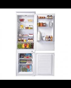 Candy Refrigerator CKBBS 100  Built-in, Combi, Height 177 cm, A+, Fridge net capacity 190 L, Freezer net capacity 60 L, 40 dB, White