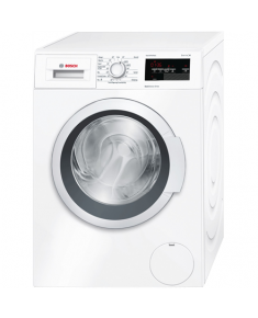 Bosch Washing machine WAT283T8SN Front loading, Washing capacity 8 kg, 1400 RPM, Direct drive, A+++, Depth 59 cm, Width 59.8 cm, White, LED, Display,