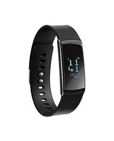 Acme Activity tracker HR ACT303 OLED, 19 g, Black, Touchscreen, Bluetooth, Heart rate monitor, Built-in pedometer