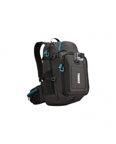Thule Legend GoPro TLGB-101 Backpack, Crushproof, Black,