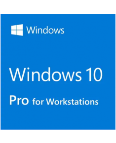 Microsoft Windows 10 Pro for Workstation HZV-00055 DVD, OEM, English