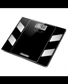 Mesko Bathroom scales  MS 8148 b Maximum weight (capacity) 150 kg, Accuracy 100 g, Multiple user(s), Black