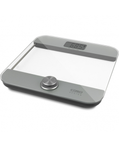 Caso Body Energy Ecostyle personal scale 3416 Maximum weight (capacity) 180 kg, Accuracy 100 g, White/Grey, Without batteries