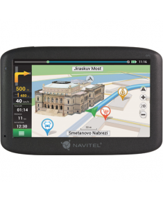 "Navitel Personal Navigation Device F300 5"" touchscreen, Maps included, GPS (satellite)"