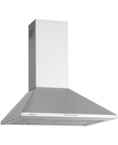 CATA BETA VL3 600 Wall mounted, Width 60 cm, 645 m³/h, Stainless steel, Energy efficiency class B, 52 dB