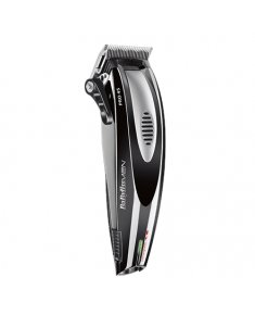 BABYLISS Professional Hair Trimmer  E956E Warranty 36 month(s), Cordless, Number of length steps 5 / 8, Battery low indication, LED indicators, Operating time 30 min