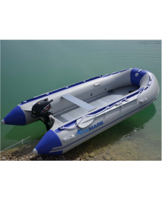 Viamare 380 S Alu, PVC Inflatable Boat, 6 person(s)