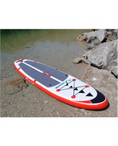 Viamare Inflatable SUP Board, 300 cm, 120 kg, Red