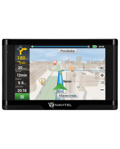 """Navitel Personal Navigation Device E500 MAGNETIC 5"""" TFT touchscreen, Maps included, GPS (satellite)"""