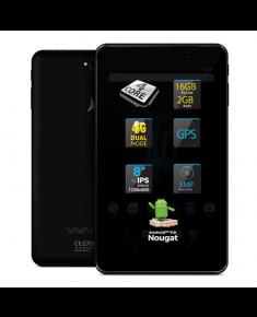 "Allview Viva H802 8.0 "", Black, IPS LCD, 1280 x 800 pixels, Cortex-A53, 2 GB, RAM, 16 GB, Wi-Fi, 3G, 4G, Front camera, 2 MP, Rear camera, 5 MP, Bluetooth, 4.0, Android, 7.0"