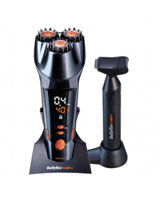 BABYLISS Beard Designer With Detail Trimmer For Men SH500E  Cordless, Cordless, Rechargeable, Base station, Charging time 1.5 h, Black