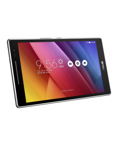 "Asus Zenpad Z380KNL 8.0 "", Dark Grey, IPS, 1280x800 pixels, Qualcomm, MSM8916, 2 GB, 16 GB, Wi-Fi, 3G, 4G, Front camera, 2 MP, Rear camera, 5 MP, Bluetooth, 4.0, Android, 6.0"
