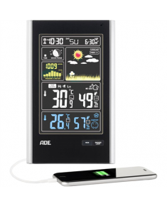 ADE Weather Station WS 1600
