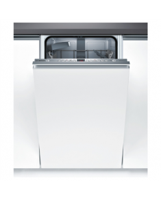 Bosch Dishwasher  SPE45IX01E Built in, Width 45 cm, Number of place settings 9, Number of programs 5, A+, Display, AquaStop function